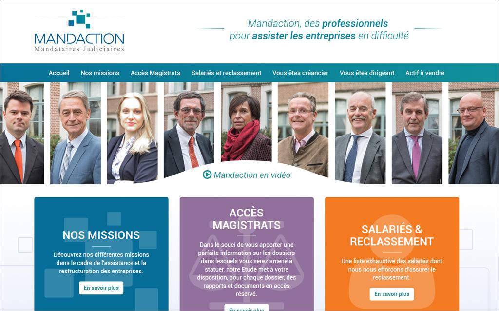 Mandaction - Site officiel